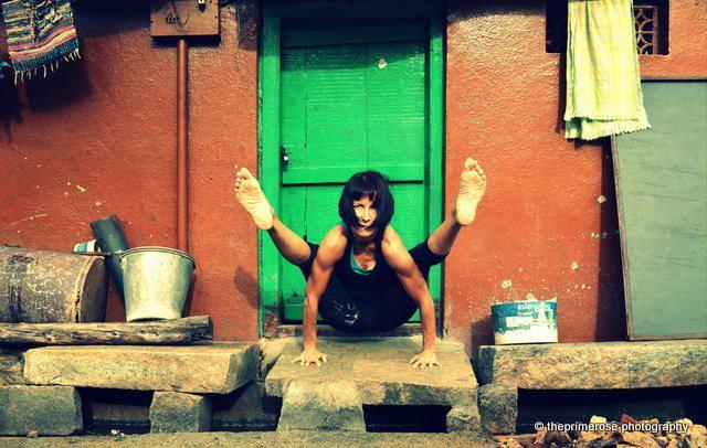 tittibasana yoga posture