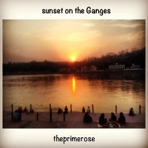 sunset-at-Rishikesh-India