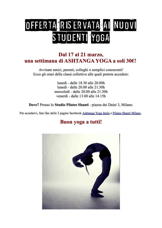 Ashtanga-Yoga-Italia-Milano-settimana-17-24-marzo-in-offerta-Rosa-Tagliafierro