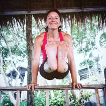 Ready for one more week of ‪#‎teachingyogaaroundtheworld‬. Good morning ‪#‎yogis‬ !! in Koh Phangan