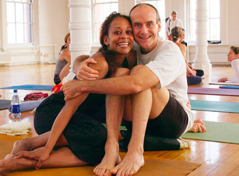 WHEN DO YOU KNOW YOU ARE DOING YOGA? A VIEW BY DAVID SWENSON
