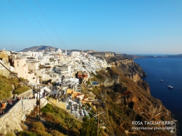 Thira seen from Firostefani