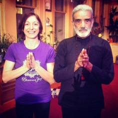 with Sri Dharma Mittra - Nov 2016