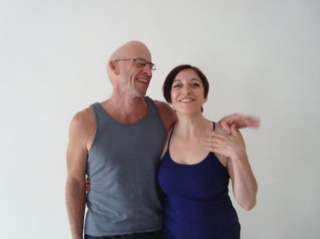 graeme-northfield-and-rosa-tagliafierro-ashtanga-yoga-italia-milano