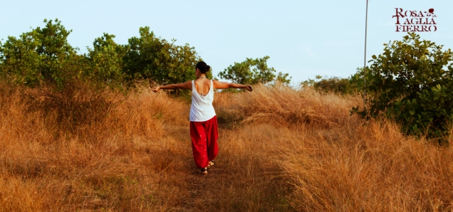 Ashtanga-yoga-with-Rolf-Naujokat-Sunset-walk-Anjuna-Goa-theprimerose-photography-by-Rosa-Tagliafierro