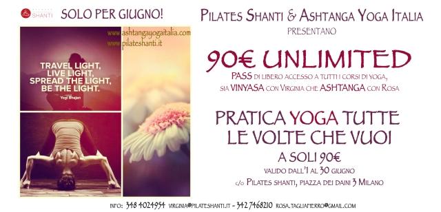 Speciale-giugno-offerta-yoga-unlimited-ashtanga-yoga-italia-milano