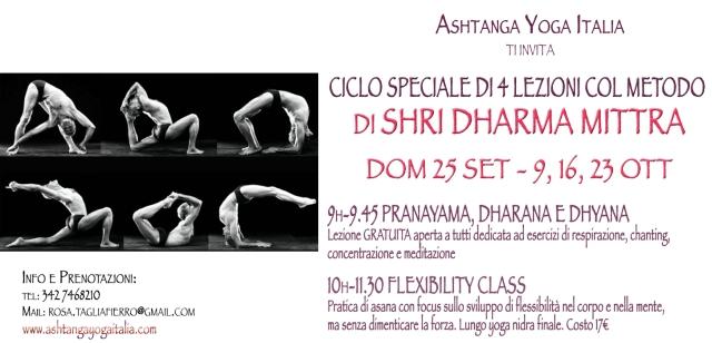 dharma-mittra-yoga-special-classes-ashtanga-yoga-italia-rosa-tagliafierro-milano