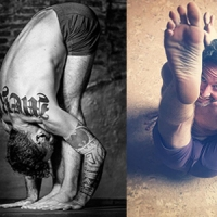 1-2-3 GIUGNO 2018:  ASHTANGA WEEK-END INTENSIVE con DAVID ROBSON e JELENA VESIC.