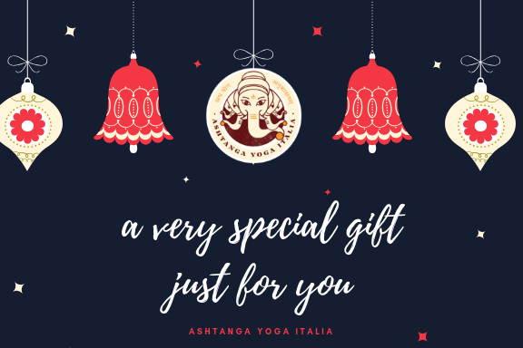 Ashtanga Yoga Italia Christmas Voucher 1