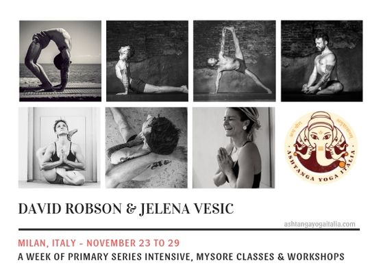 DAVID ROBSON & JELENA VESIC-nov2019-ashtangayogaitalia