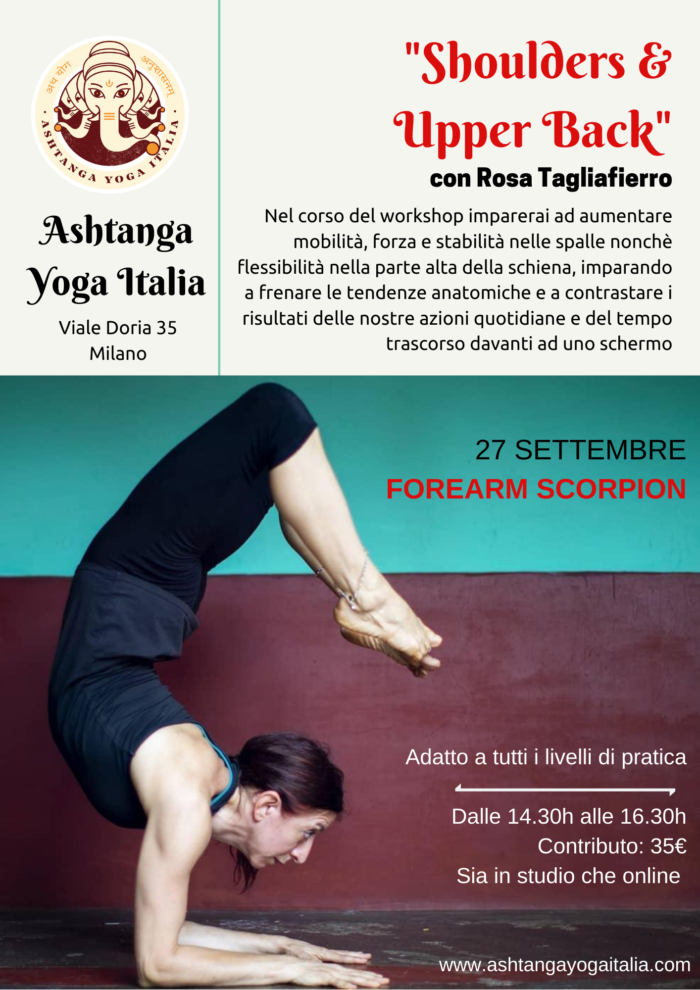 Ashtanga-Yoga-italia-milano-workshop-scorpion