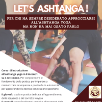 DAL 14 GEN AL 5 FEB - LET'S ASHTANGA