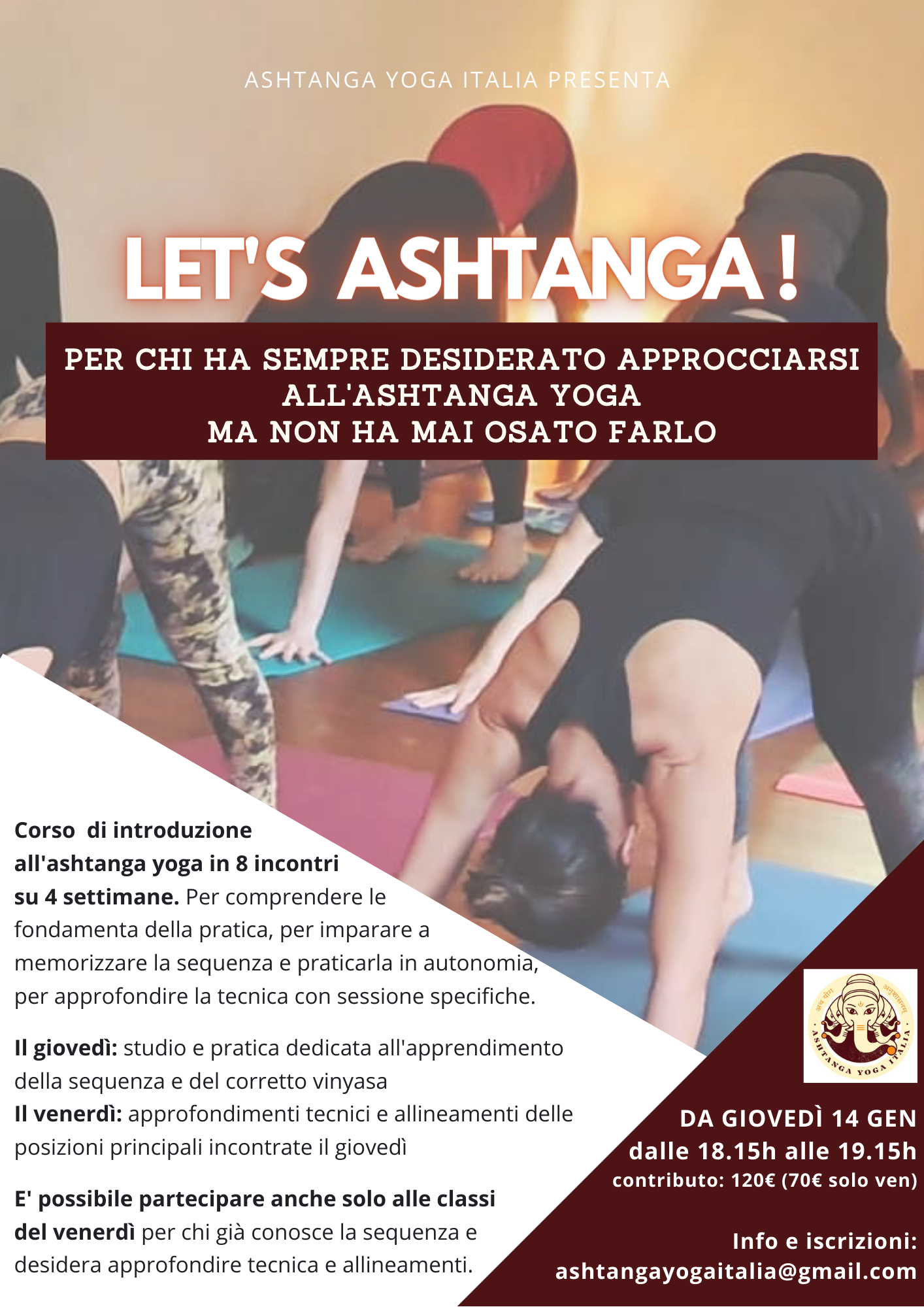 let's ashtanga